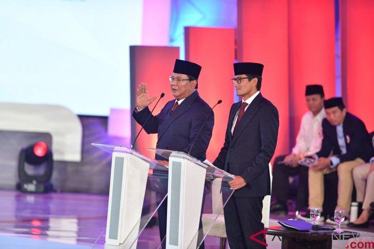 Prabowo sebut ada kades yang mendukungnya ditahan