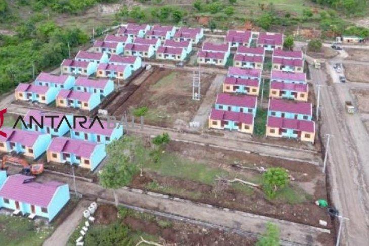 Kementerian PUPR bangun 218 rumah korban banjir di Bima