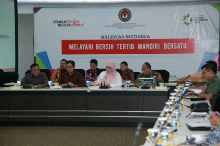 Bupati Pandeglang Hadiri Rapat Koordinasi Di Kementerian PMK