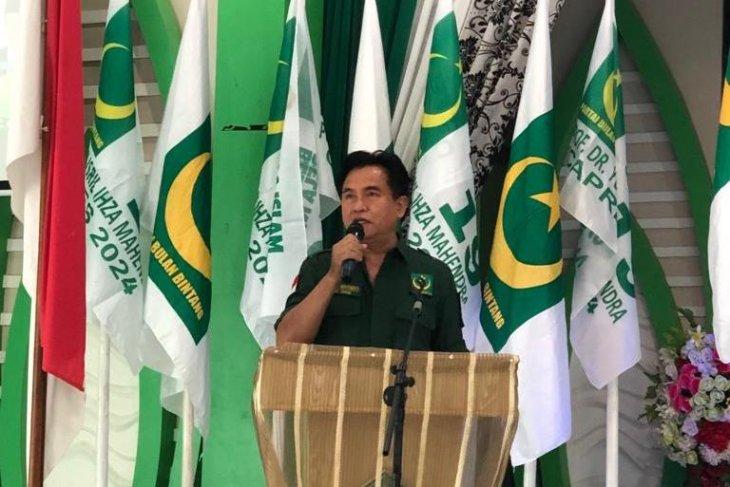 Yusril: Pembebasan Baasyir atas persetujuan presiden
