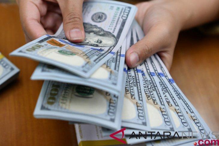 Dolar AS menguat karena perang dagang mereda