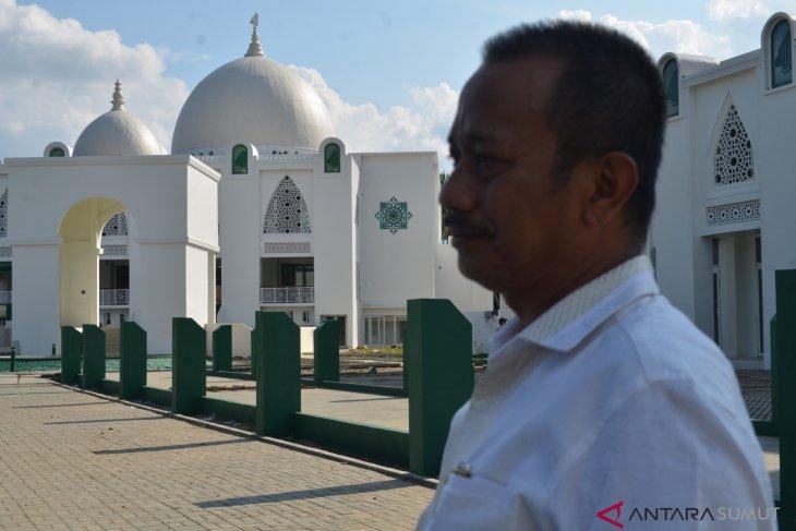TSO berharap presiden  resmikan Masjid Agung Al Munawaroh