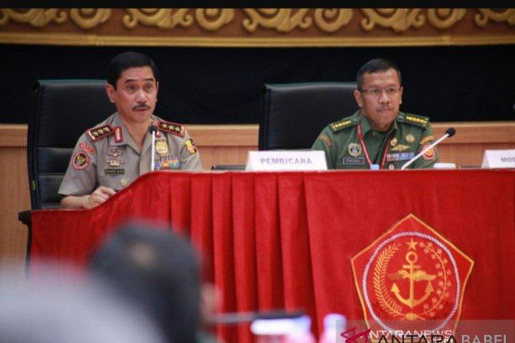 Intelijen TNI diharapkan dapat mendeteksi dini ancaman terorisme