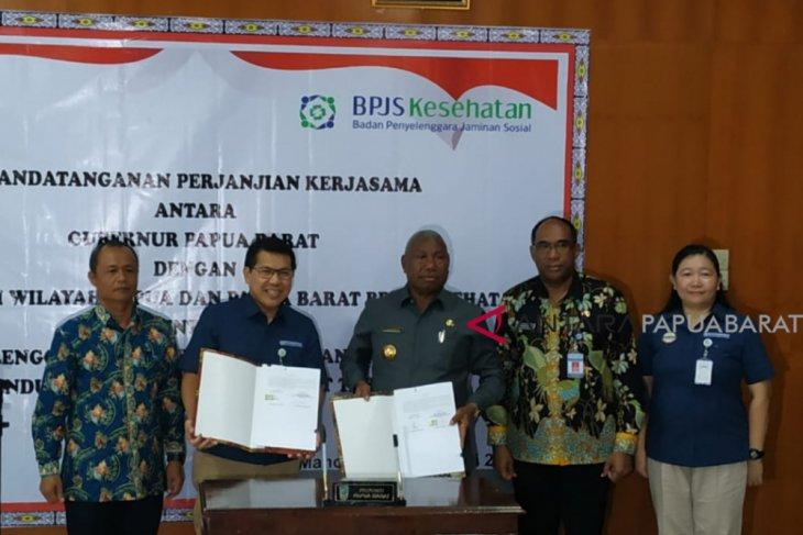 Gubernur ingin seluruh penduduk Papua Barat miliki JKN