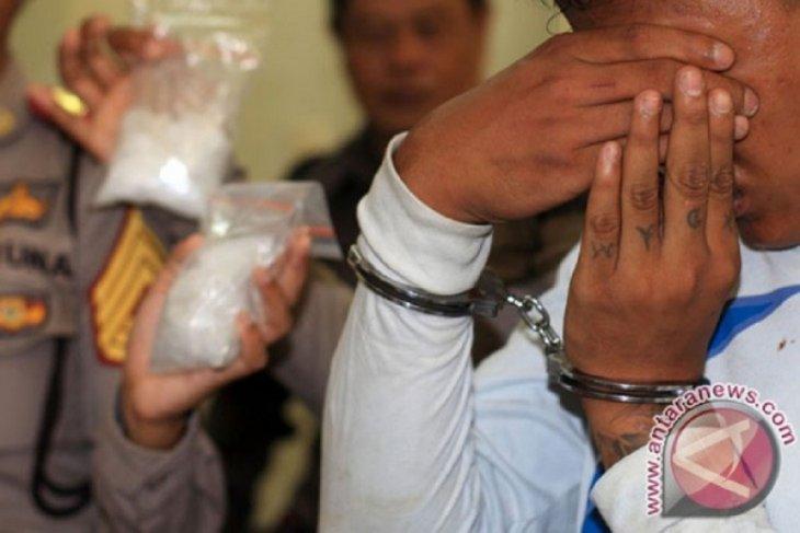 Pengedar narkoba antara pulau divonis mati di PN Palembang