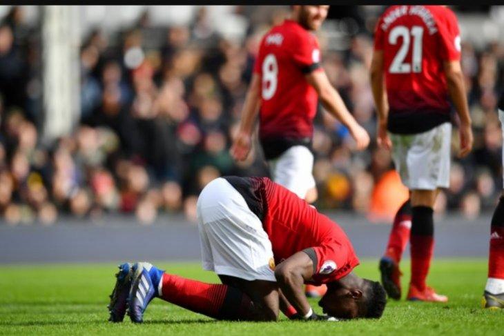 Manchester United sukses raih kemenangan 3-0 di kandang Fulham