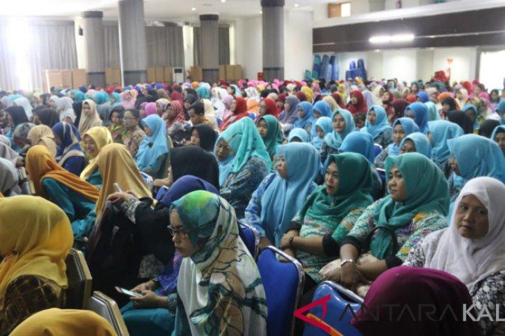 650 Guru PAUD Kutim Hadiri Sosialisasi Dan Ikuti Kompetensi