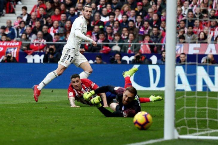 Bale cetak gol ke-100 untuk Madrid