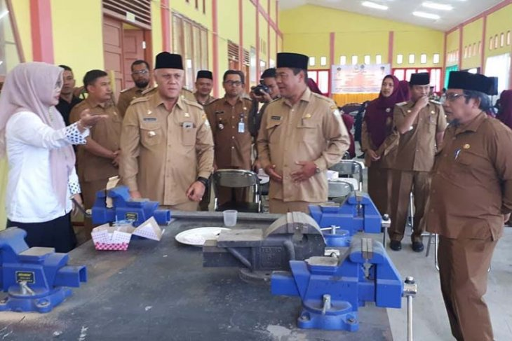 Aceh Tengah komit jalankan program pelatihan berbasis kompetensi