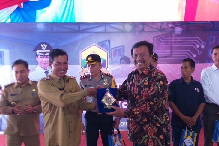 Wali Kota Serang Luncurkan Pelayanan Call Center 112
