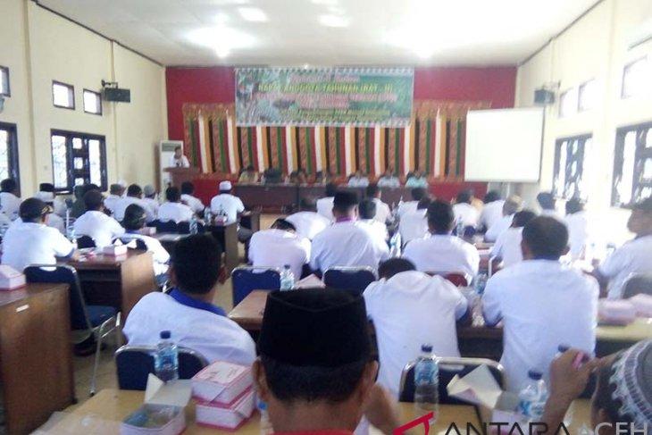 Ini permintaan KIP Aceh Singkil ke peserta pemilu