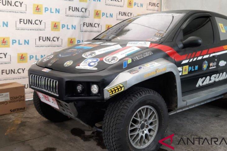Mobil listrik blits siap jelajah Kalbar