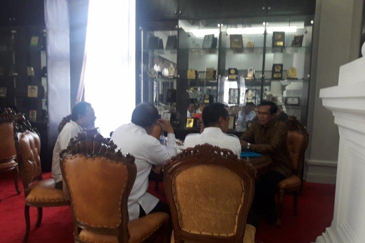 Penetapan Sekda Banten menunggu keputusan Tim Penilai Akhir