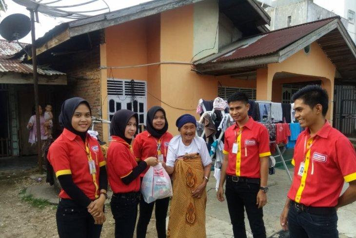 Alfamart salurkan donasi konsumen ke masjid di Sulut serta Gorontalo