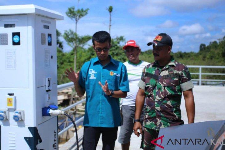 Mobil listrik PLN - ITS habiskan Rp37.800 tempuh jarak Pontianak - Tayan