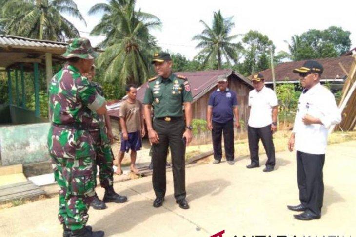 TMMD Di Wilayah Penajam Wujud Kemanunggalan TNI-Rakyat