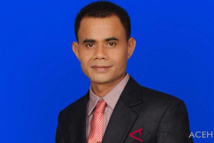 KIP Nagan Raya belum terima pengunduran caleg PBB dari Pemilu 2019