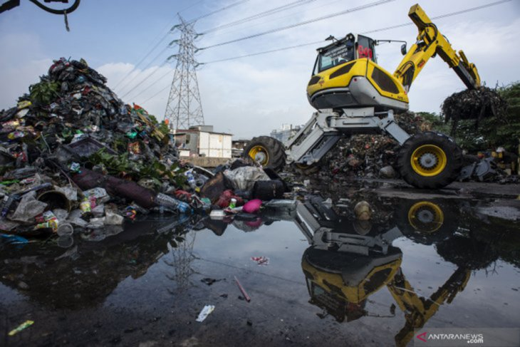 Cirebon tuan rumah hari peduli sampah nasional