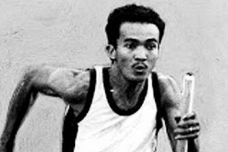Sprinter Purnomo pernah bercita-cita jadi Menpora