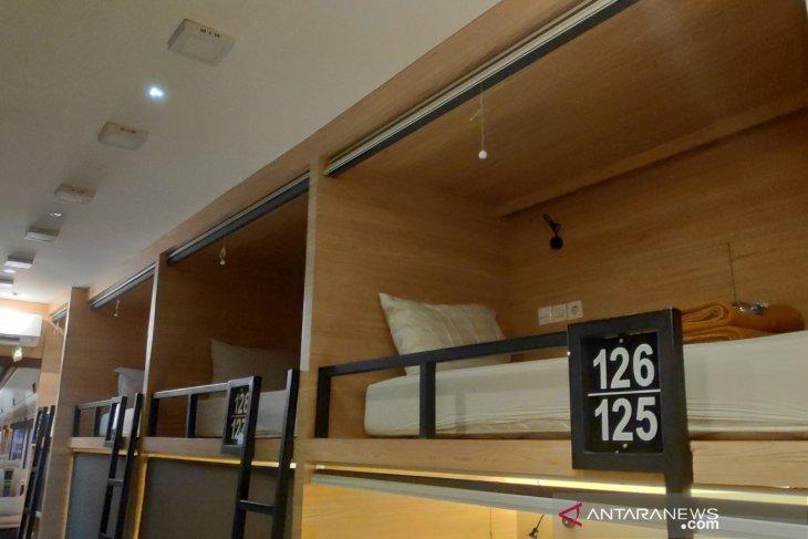 Ada Hotel Kapsul Transit Di Stasiun Gambir Rp 175 Per Hari Travel Tempo Co