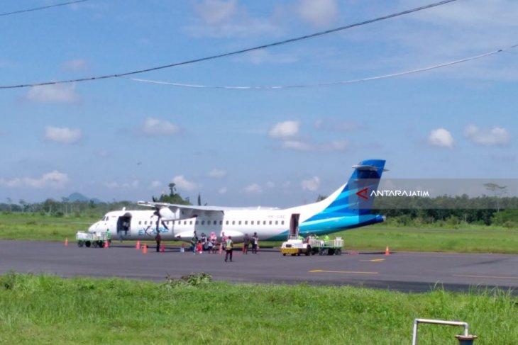 Diterjang Angin Kencang, Bandara Notohadinegoro Jember Tetap Beroperasi Normal (Video)