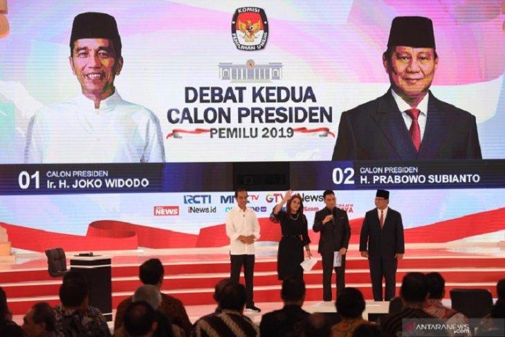 Walhi: Debat Capres Kedua