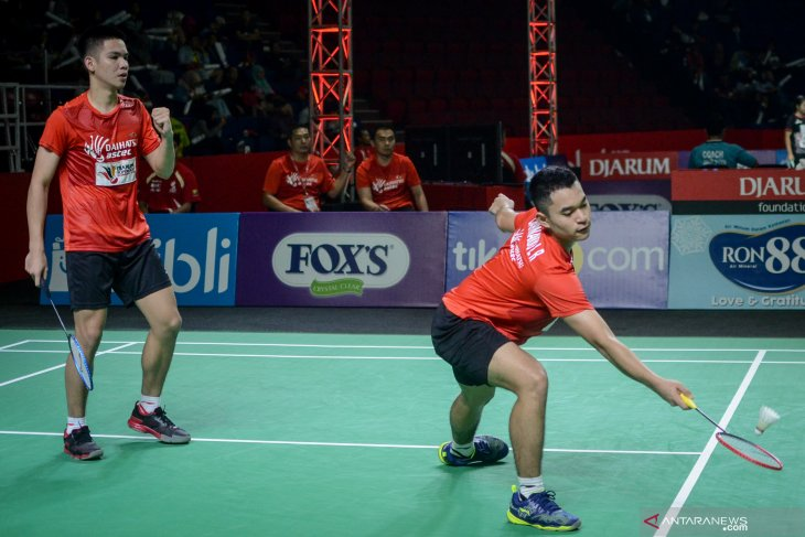 Tundukkan Jepang, Indonesia melenggang ke perempat final