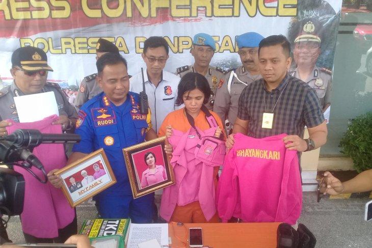 Penipu rekrutmen calon polisi diringkus Polsek Denpasar Selatan
