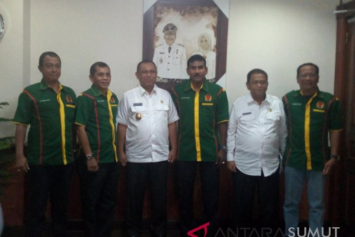 Pemkot Medan berharap Porwil lahirkan atlet berbakat