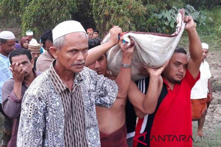 Remaja tenggelam di Aceh Utara ditemukan mengapung