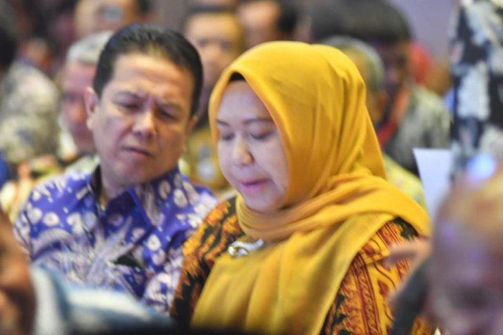 Bupati Masnah komitmen realisasikan Gerakan Indonesia Bersih di Muarojambi