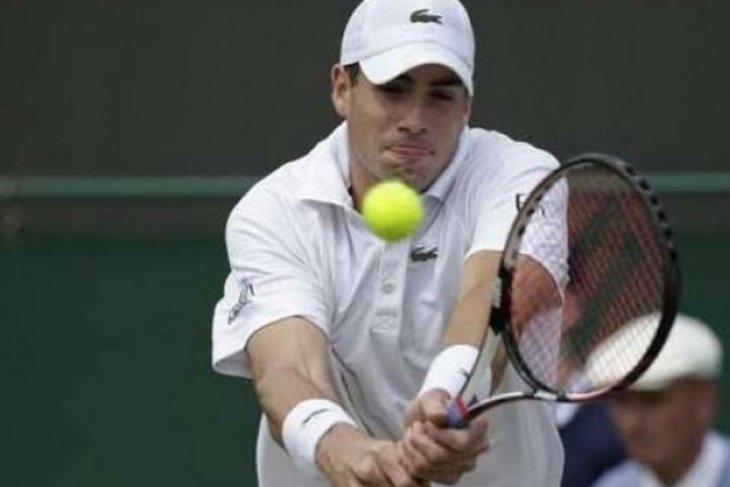 Jhon Isner melaju ke semifinal turnamen tenis Newport
