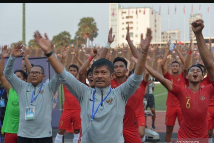 Indra Sjafri: Kami ingin bawa Piala AFF U-22 ke Indonesia