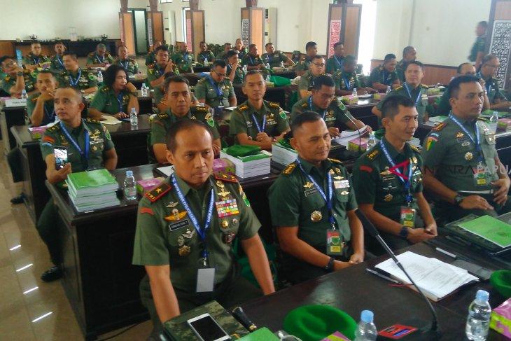 80 persen prajurit baru Kodam Kasuari  putra Papua