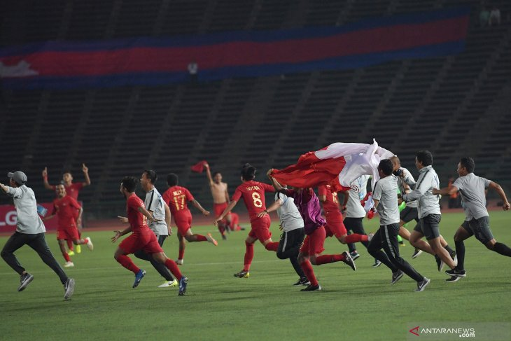 DPR lauds U22 achievement despite charges against PSSI