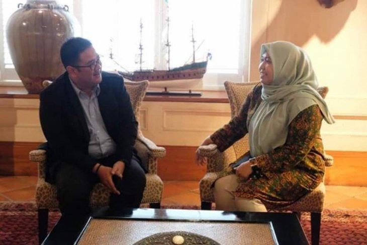 Bupati Muarojambi jajaki kerja sama pendidikan dengan Universitas Sampoerna