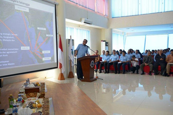 Plt Gubernur: butuh sinergi dan kolaborasi bangun Sabang