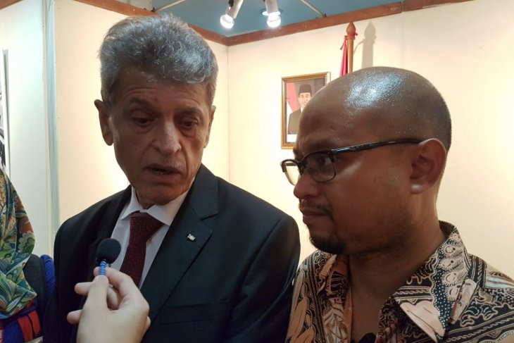 First ever Palestinian cultural night held in Indonesia