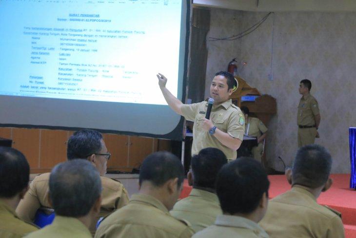 Arief Siapkan Aplikasi