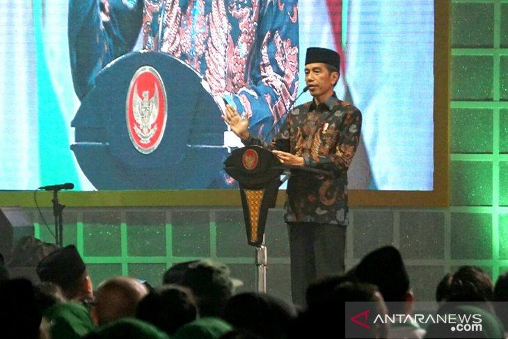 President Jokowi denies rumors of legalizing same-sex marriages