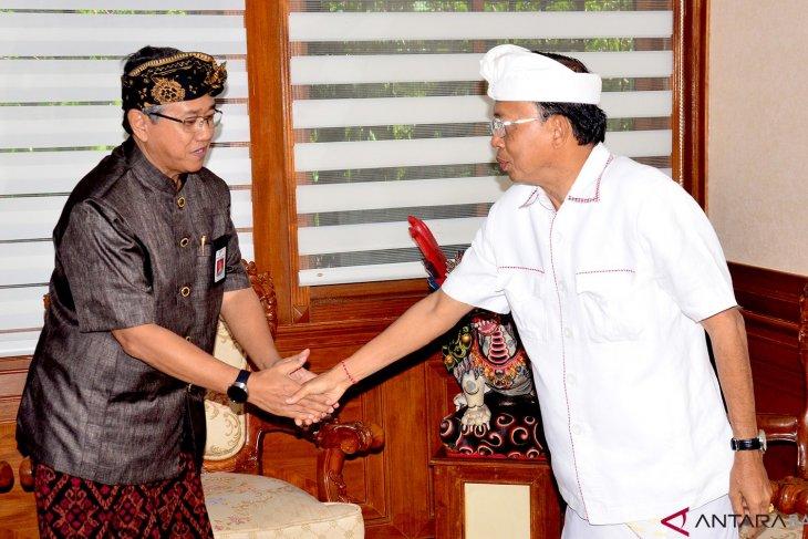 Gubernur Bali ingin dukungan data akurat dan solid