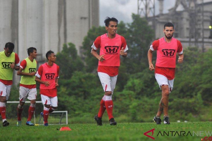 Semen Padang FC datangkan gelandang asal Argentina