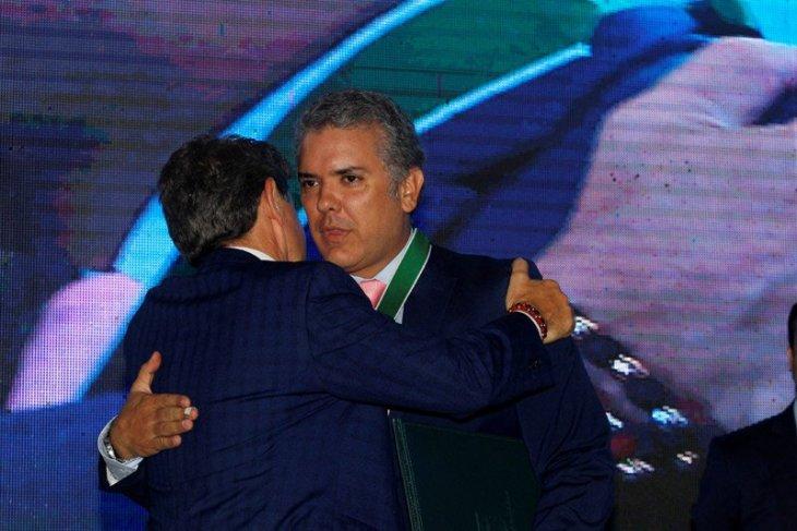 Presiden Kolombia sebut kediktatoran Venuzuela hanya seumur jagung