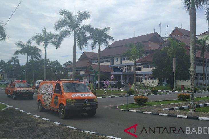 Babel Peduli tanam pohon di Pantai Lampung