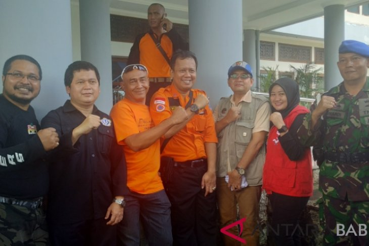 Tim Babel Peduli bangun TPA korban tsunami