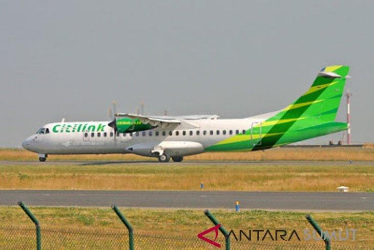 Citilink mulai layani penerbangan Aek Godang - Kualanamu