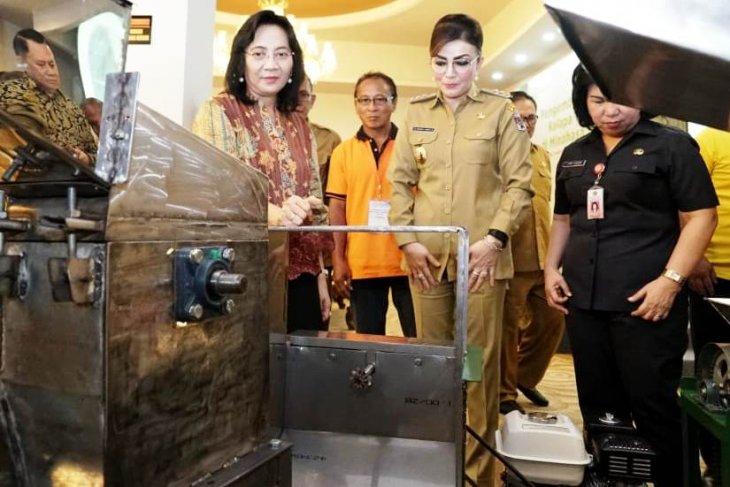 El Ministerio de Industria desarrolla industria integrado pequeña y mediana de coco para aumentar el bienestar