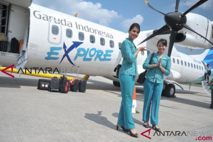 Garuda Indonesia layani rute penerbangan baru Ambon-Denpasar