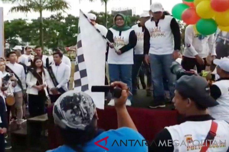 Generasi Milenial Bogor deklarasikan taat berlalulintas
