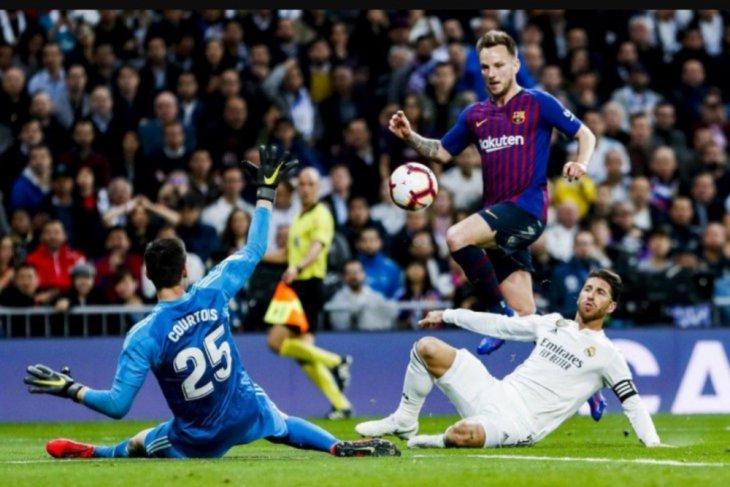Gol tunggal Rakitic pastikan Barcelona menangi El Clasico di Bernabeu